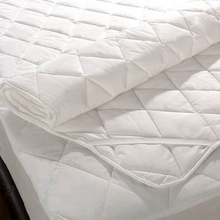 Bed Mattress Pad & Toppers-Hospital Cotton Mattress Protector