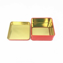hot sale small bucket promotion tin box package for child toy irregular gift tin box