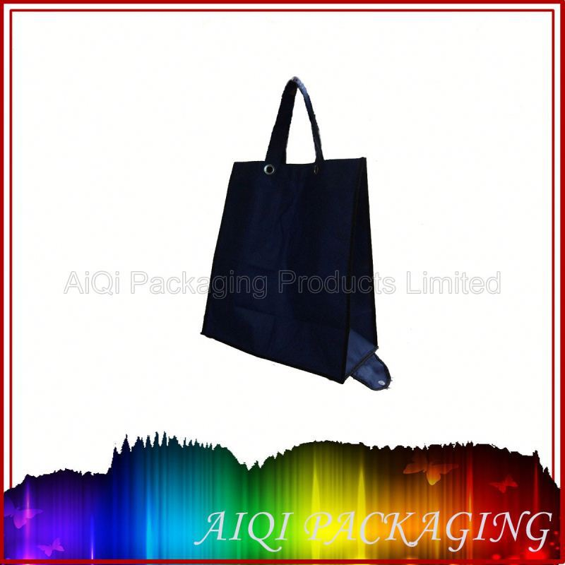 2014 AIQI brand colorful pp non woven bags& canvas bag