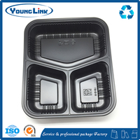 Custom biodegradable food grade packing blister tray