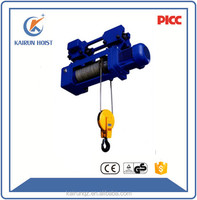 CD1/MD1 hoist tools electric wire rope hoist remote electric hoist