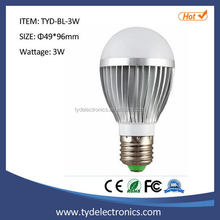 Cheap High Power High Efficient 3 Way Light Bulb