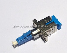 Free sample directly buy china lc female sc male fiber adapter,plastic metal lc sc adapter fiber optic with cheap price