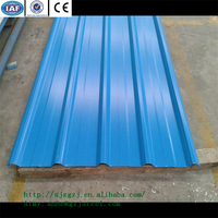 Various colors standard silicon roofing galvanized corrugated sheet price steel sheets
