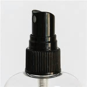 Blends glass amber bottle with Atomizer