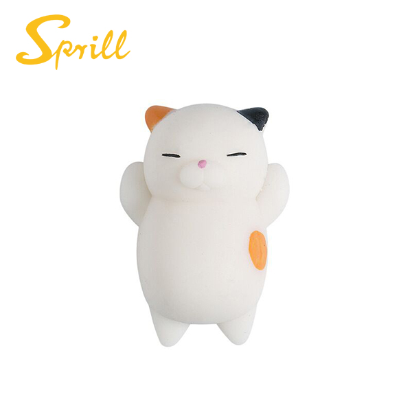SPRILL squishy cat toy