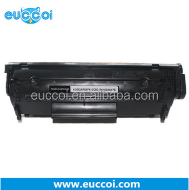 laser printer compatible Universal toner cartridge HPprinter Q2612A/FX9/CRG104 use for 1010/1015/1012/3050/3052/3055
