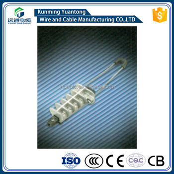 Aerial insulation wedge tension clamp China supplier