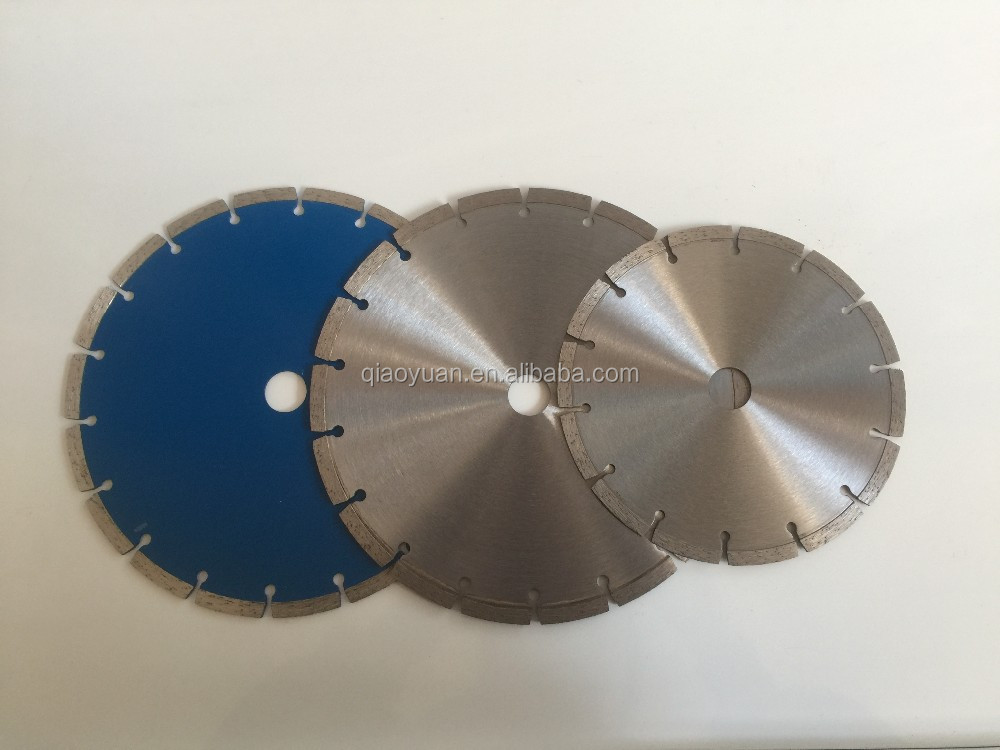 Wet cutting diamond saw blade for cutting ceramic tiles and glass granite brick concrete