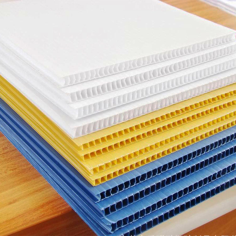 Reusable Pallet Layer Pad Cheap Esd Coroplast Corrugated Plastic Sheets Lowes