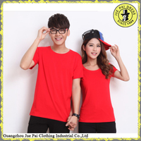 Custom Couple t shirts/High Quality Blank t shirts/DIY Printing Bulk Blank T shirts