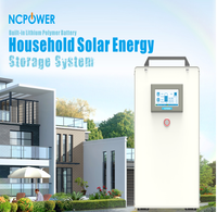 NC32B 3.2kwh ,1,5KW off -grid home application solar mobile power system 1.5KW for home