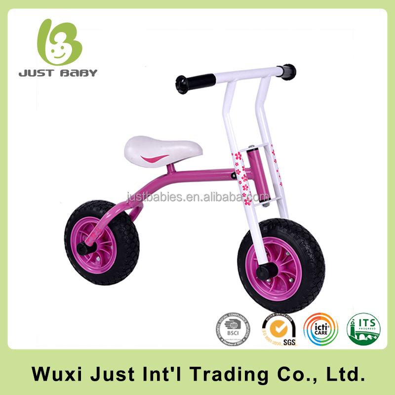 Balance bicycle outdoor indoor fashion toy push toddler bike for baby