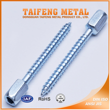 Galvanized Steel Self Tapping Hex Head Screw