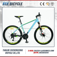 26inch 21speed aluminium bike disc brake mountatin bicycle