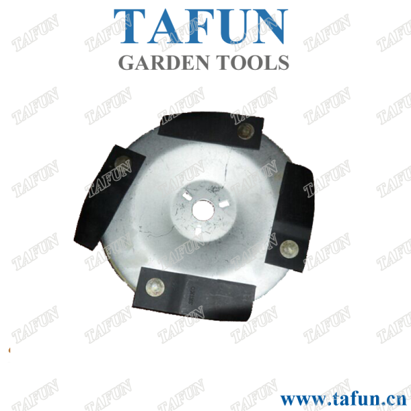 High quality spare parts for lawn mower swing blade