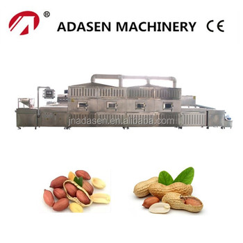 New products industrial microwave roasting machine for peanuts