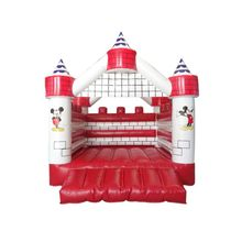 2017 hot sales outdoor and indoor inflatable children amusement game air castle bouncer