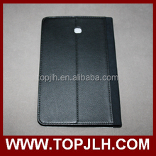 DIY sublimation Leather case for Samsung Tab2 P5100 Protective tablet case