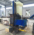 Wood Shavings Packing Machine Compress Baler