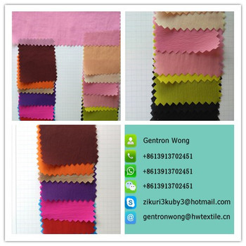 330T 20D 2-Way Spandex Nylon Fabric