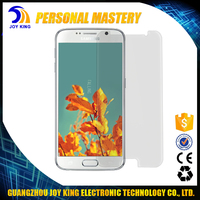 0.3mm Explosion-proof Mobile Phone LCD Touch Screen Tempered Glass Protector Film For Samsung S6