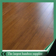 XINGLI engineered strand woven bamboo HDF core floorings T & G system