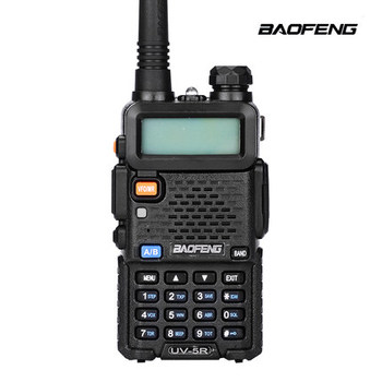 Hot selling CE FCC approved two band baofeng uv5r handy walkie talkie 10w digital walkie talkie
