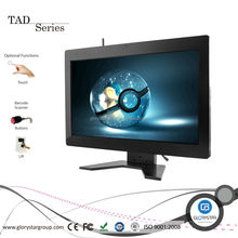 1080p Video Display 22 inch 1080p Full HD Bus LED Advertising Monitor