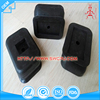 Rubber parts customized high quality rubber protective bumper