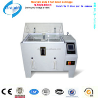 Fast delivery warranty 1 year programmable salt fog spray climate test chamber