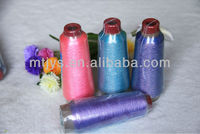colored ST type embroidery thread