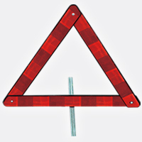 jinhua yongkang factory cheap reflect warning triangle
