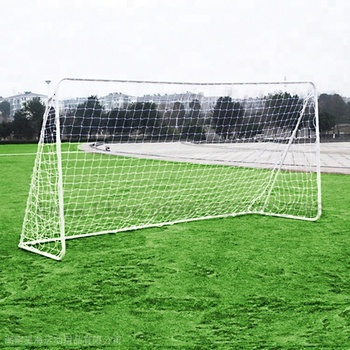 3*2M Portable Durable Steel Soccer Training Goal