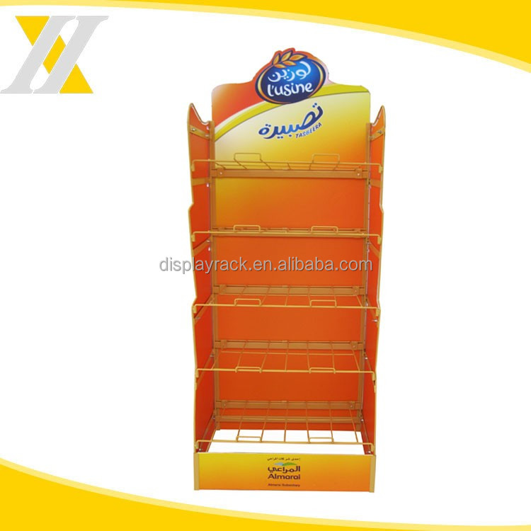 A115 snack food display rack/bread display rack/cake display rack