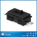 High current plastic slide switch 3-6A microphone slide switch SS-11g13