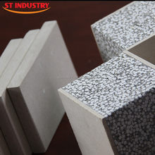 Building Insulation soundproof eps sandwich wall panel