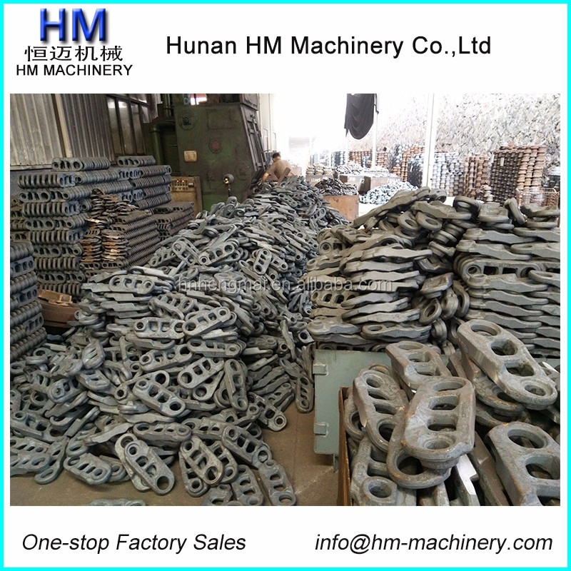 track chain assembly for sany drilling rigs/track link