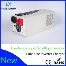 DC/AC inverters,off-grid system hybrid inverter charger,1500w inverters to power small homes/ RV/ boats