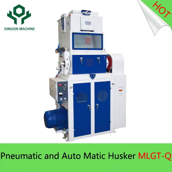 2019 MLGT-Q Auto Matic Pneumatic Paddy Husker Rice Husk Removing Machine