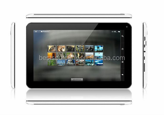 New 6000 mAh Battery Dual Sim Card 10.1 Inch MTK8382 Tablet PC with Custom Logo