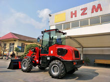 HZM manufacturer JN916 EPA wheel loader ZL16