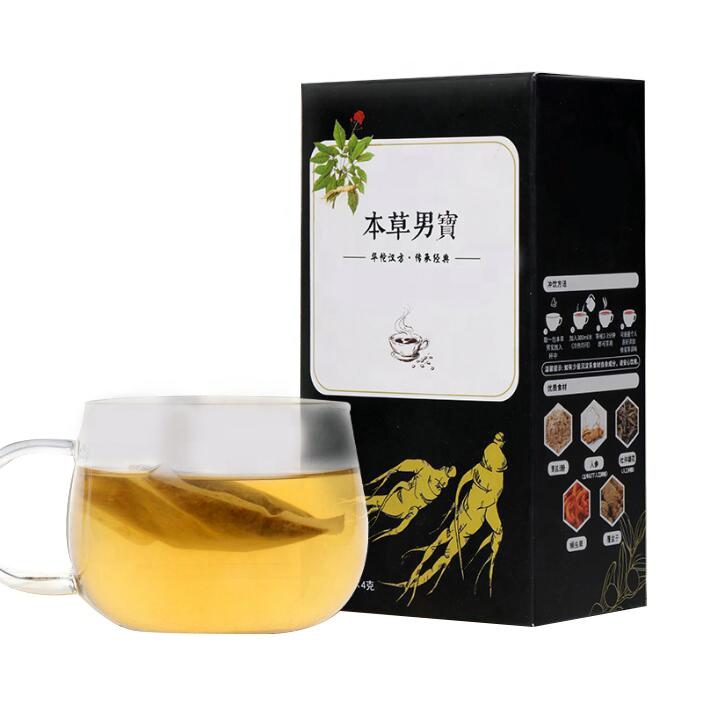 Assorted Chinese Herbal Tea Natural Herbs Nourishing kidney Tea for Men