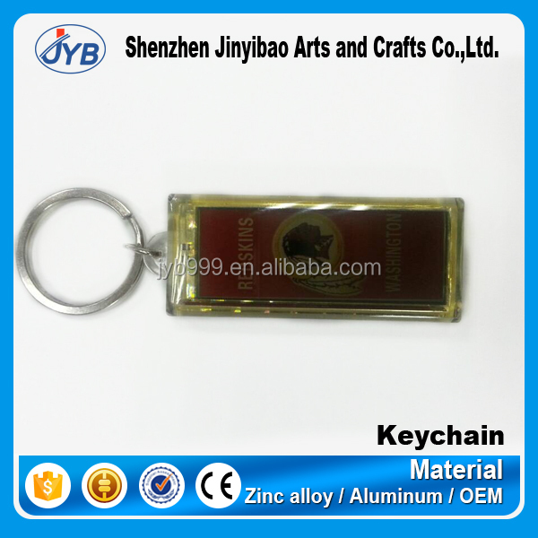 custom pattern led name keychain solar power flashing lcd keychain