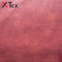 embossed pu leather material for making best leather sofa,vinyl from china factory with high quality and competitive price