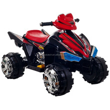Ride On Toy Quad, Battery Powered Ride On Toy ATV Four Wheeler With Sound Effects by Lil' Rider Toys for Boys and Girls