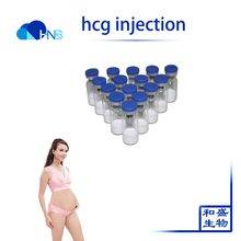 Safe and Effect Personal Use Pure HCG 5000iu injection powder for per box 9002-61-3