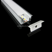 Floor Use Aluminum Profile channel for LED Tape 5050 SMD LED Ribbon