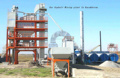 asphalt batching plant in Thailand,road building machine