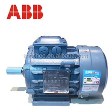 ABB brand IE3 high efficiency low voltage 7.5kw electric motor usage on industrial pump